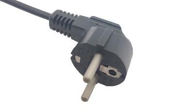 欧规插头电源线的使用电压和颜色--电源线厂家