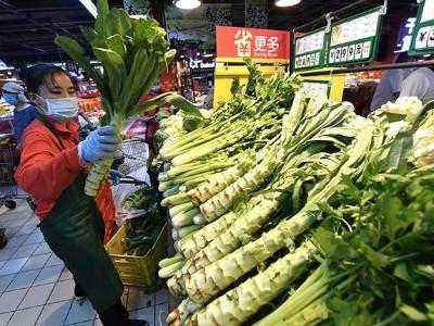 无需囤菜!实地探访北京商超:果蔬充足 价格平稳